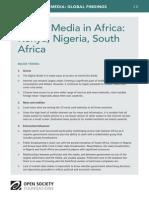 Digital Media in Africa