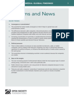 Telecoms & News - Mapping Digital Media Global Findings