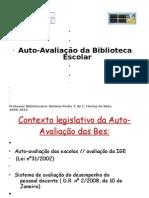 Sessão 3 tarefa 1 Auto-avaliação da BE_ Pedro Hortas