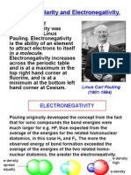 Electronegativity and Relativistic Effects