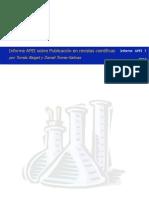 InformeAPEI-Publicacionescientificas