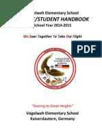 ves handbook 14-15