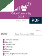 Odoo Community Tools 2014