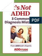 Its Not Adhd