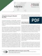 Kapital & Märkte, Ausgabe September 2014