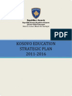 2c Kosovo Education Strategic Plan en FINAL DRAFT