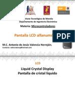 U3 - 07 - Micros - LCD