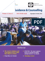 Journal of Guidance and Counselling Issue 2