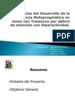 Diferencias Del Desarrollo de La Conciencia Metapragmática FINAL