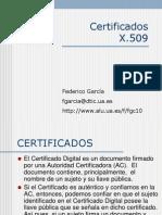 Certificados x.509