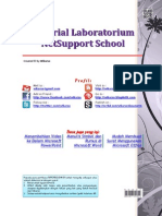 119865089 Tutorial Laboratorium NetSupport School