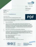 SD49 SEPA Response to Draft Proposed Plan (04.07.13)