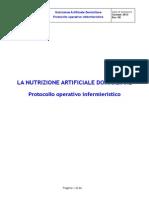 Nutrizione Artificiale Domiciliare, Brescia, 2012