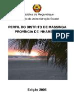 Perfil Do Distrito de Massinga