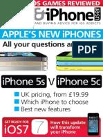 iPhone iPad User Autumn 2013