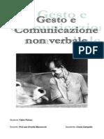 Gesto e Comunicazione Non Verbale (Fabio Peloso)