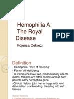 Hemophilia A