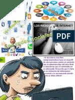 Uso Responsable de Las Redes Sociales e Internet Presentacion