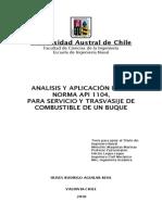 Analisis API 1104