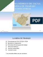 Problema Hidrico de Tacna PDF