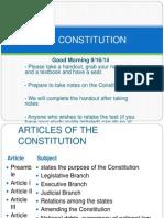 constitutional principles