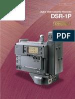 SONY DSR-1P