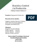 Tp4 Programa de Produccion