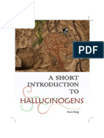 A Short Introduction to Hallucinogens