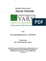 Tifoid Case