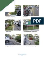 Kondisi Existing Taman & Parkir Depan Auto2000