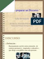 Paper Discurso