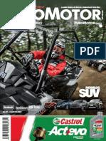 Revista Puro Motor 43 - Motos y Autos de Aventura 2014