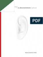 Livro Do Marketing Ao Desenvolvimento Cultural