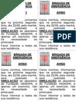 Brigada HEMOPA - Notificação Vizinhos Peq