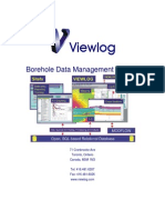 Borehole VL Manual