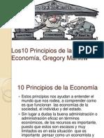 Los10 Principios de La Economía, Gregory Mankiw