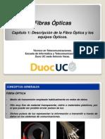 Fibras Opticas - Primera unidad.ppt