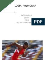 Clase 1. Patología Pulmonar(1)