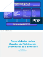 1- Generalidades Canales de Distribucion