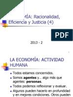 Economía y Racionalidad