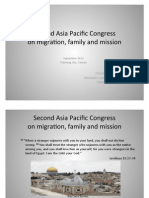second asia pacific congress