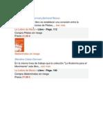 Libros Pilates Sin Riesgo y Abdominales Bien Hechos de Blandine
