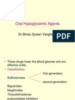 L87- Oral Hypoglycemic Agents