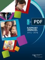DPJ RapportAnnuel 2013-14