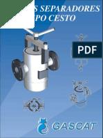 Filtro Cesto Gaskat