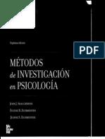 Encuestas, UNID. 2, Metodos en Psicologia
