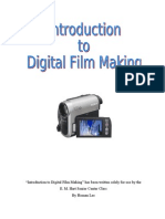 Digital Film Making Manual