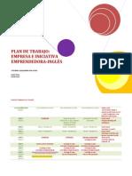 Plan Diario Eie-Ingles