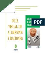 Guia Visual de Alimentos y Raciones