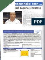 Ideas Prácticas Para El Entrenamientos de Los Defensores. MANOLO LAGUNA